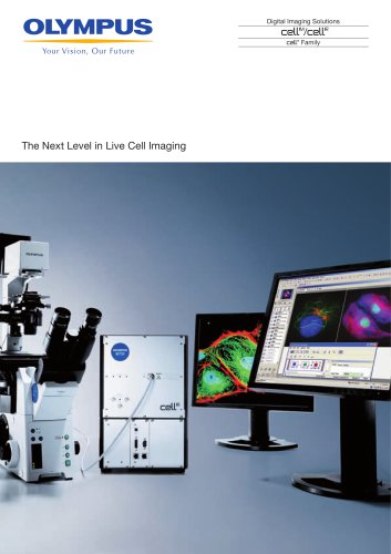 Cell family brochure