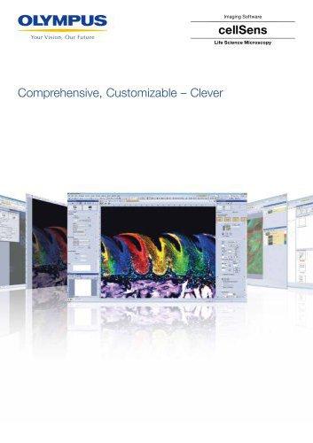 cellSens brochure