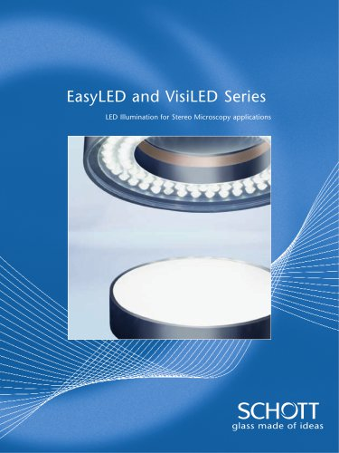 EasyLED and VisiLED Series