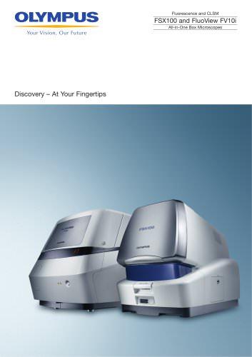 FV10i product brochure