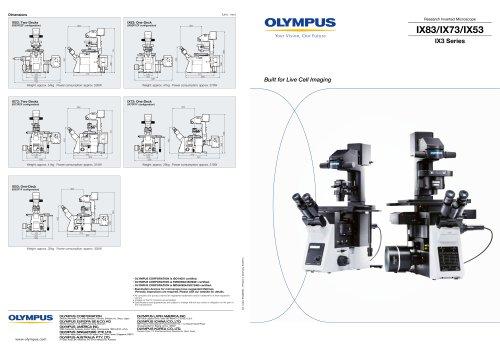 IX3 series brochure