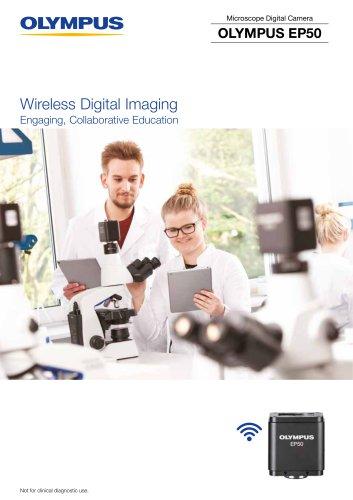 Microscope Digital Camera OLYMPUS EP50