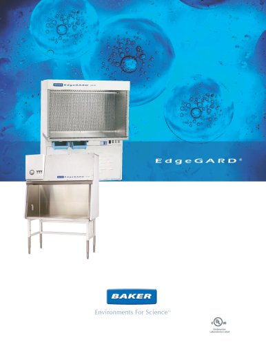 EdgeGARD® Laminar-Flow Clean Bench