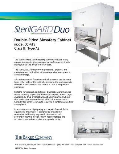 SterilGARD® Duo Flyer