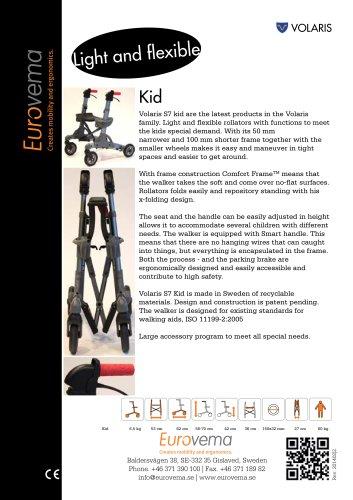 Brochure Kid