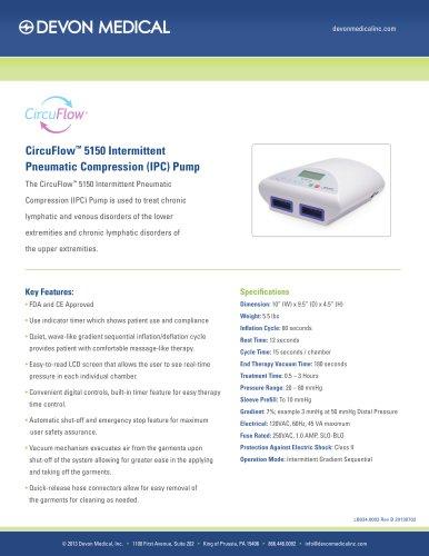 CircuFlow 5150