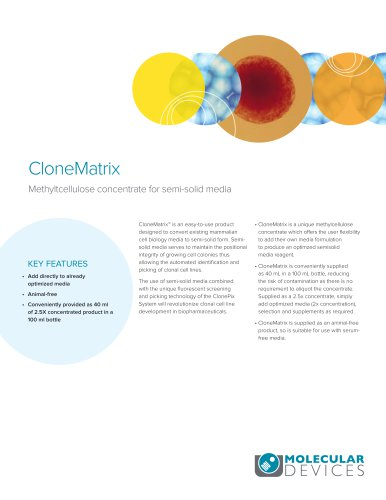 CloneMatrix