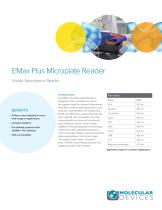 EMax Plus Microplate Reader - 1