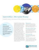SpectraMax L Microplate Reader - 1
