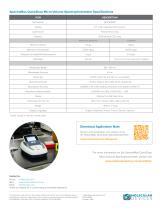 SpectraMax® QuickDrop™ Micro-Volume Spectrophotometer - 2