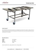Embalming Table - 1