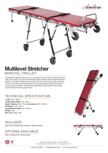 Multilevel Stretcher