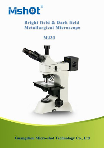 Metallurgical Microscope MJ33