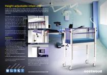 Infant crib Oostwoud Pediatric beds - 3165 - 2
