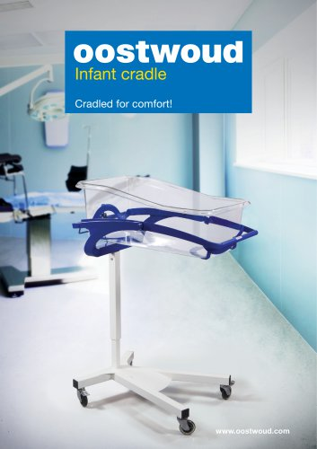 Oostwoud Infant cradle 3181