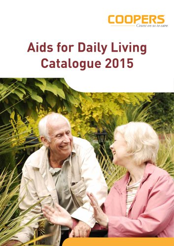 Aids for daily living 2015