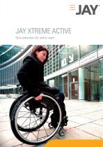Jay XTreme acTive