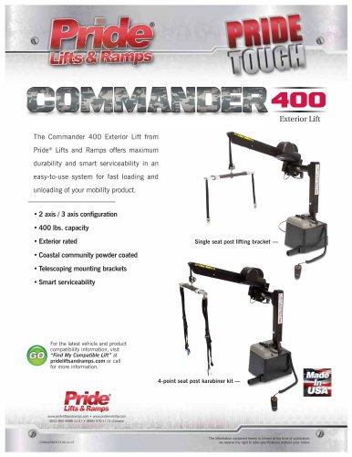Commander 400