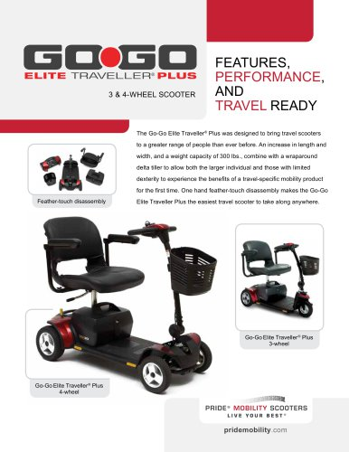 Go-Go Elite Traveller® Plus