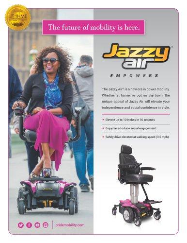 Jazzy Air®
