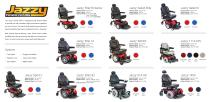 Jazzy Power Chairs - 2