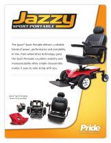 Jazzy Sport Portable - 1