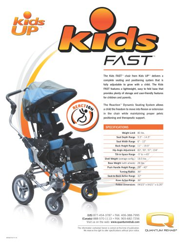 Kids UP - Kids Fast