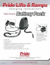 Multi-Purpose Battery Pack - 1