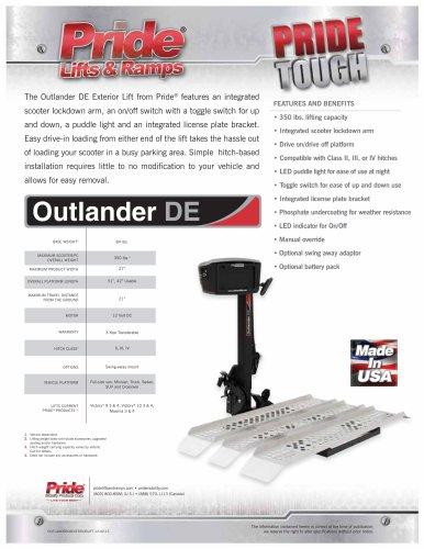 Outlander DE