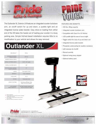 Outlander XL