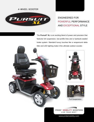 Pursuit XL
