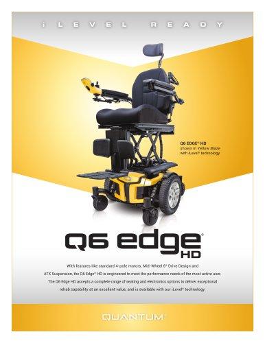 Q6 Edge® HD