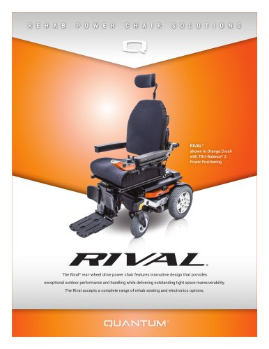 REHAB POWER CHAIR SOLUTIONS