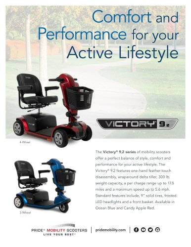 Victory 9.2 Brochure