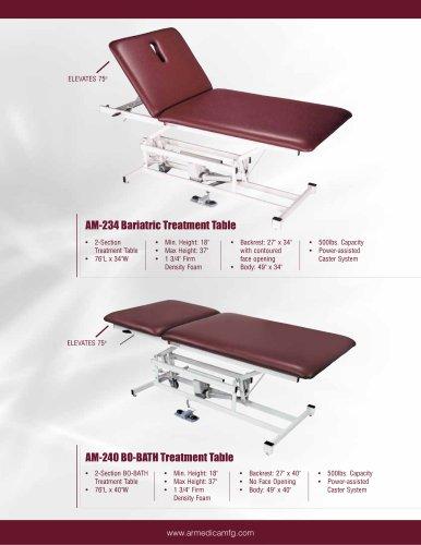 Bariatric Treatment Table