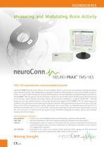 NeuroCare NeuroConn NEURO PRAX TMStES
