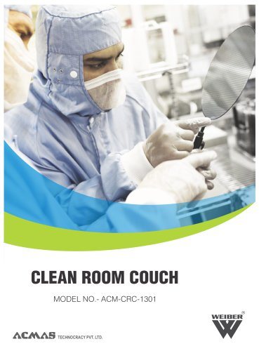 Clean Room Couch (ACM-CRC-1301)