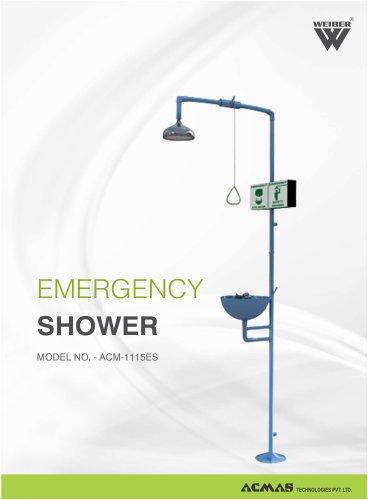 Emergency Shower (ACM-1115ES)