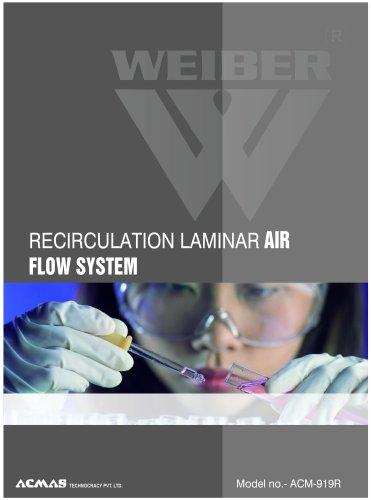 Recirculation Laminar Air Flow System (ACM-919R)