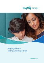 Mente Autism Brochure