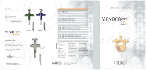 Mendec-Spine
