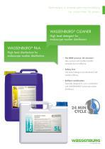 WASSENBURG PAA / WASSENBURG Cleaner - 1