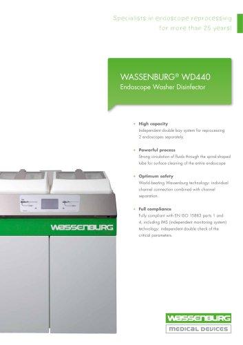 WASSENBURG® WD440 - 2013