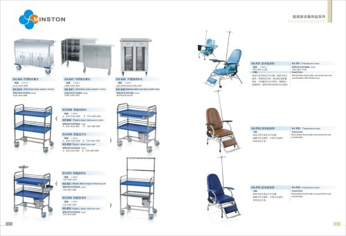 Infusion Room Series