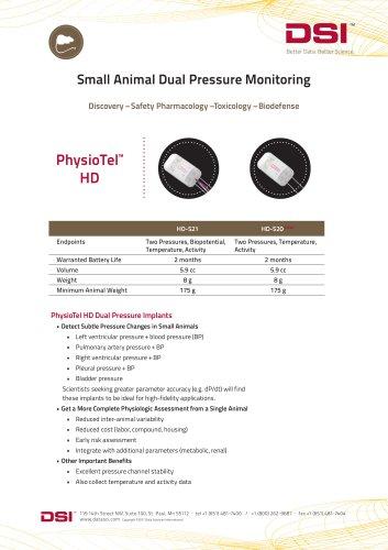 PhysioTel™ HD