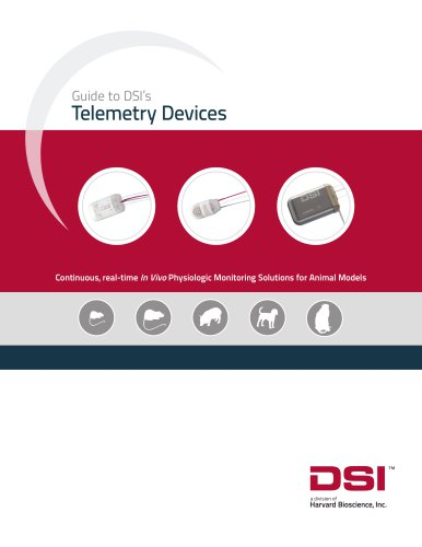 Telemetry Devices
