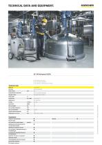 DRY ICE BLASTER IB 7/40 Advanced (240V) - 2