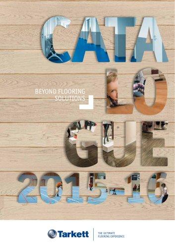 catalogue 2015-2016