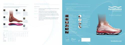 Formthotics™ technology