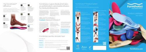 The Formthotics™  top model